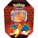Pokémon TCG: Hidden Fates - Charizard-GX Tin