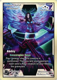 Cosmic Shield Archangel