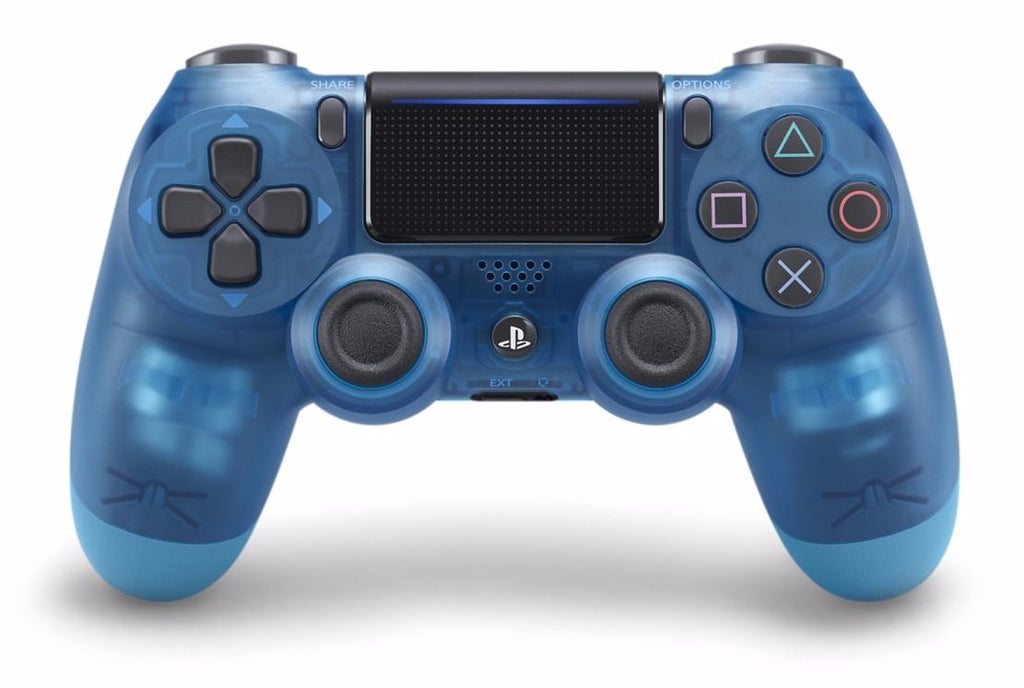 DualShock®4 Wireless Controller - Blue Crystal