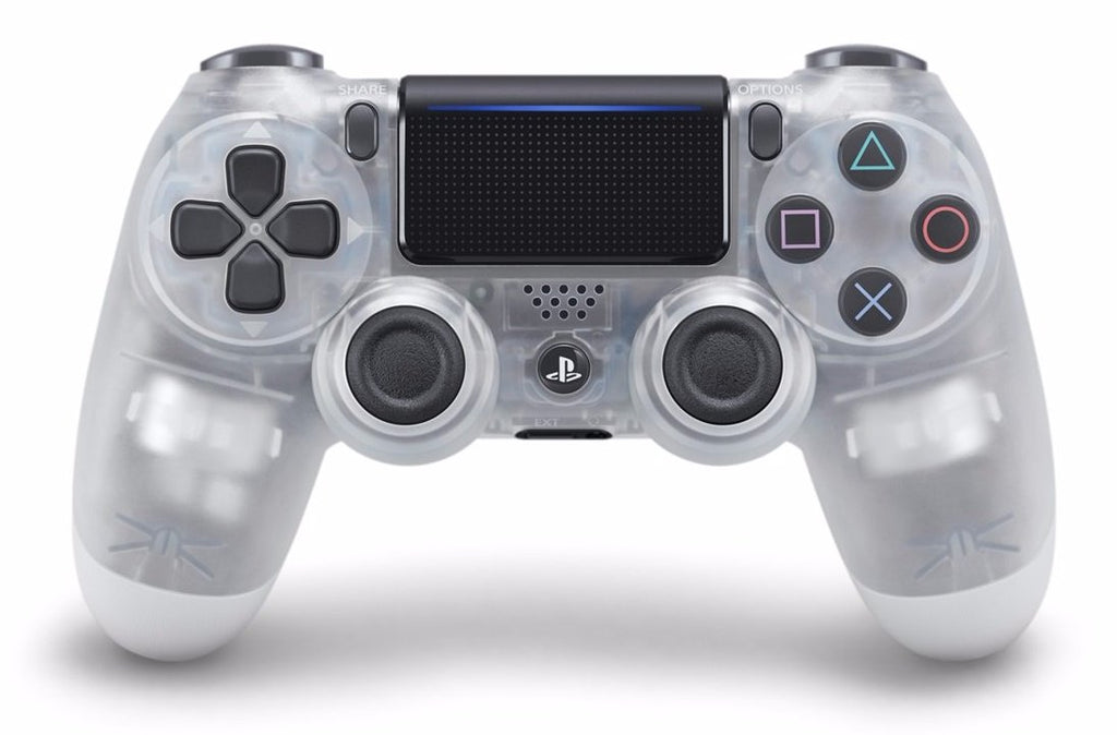 DualShock®4 Wireless Controller - Crystal