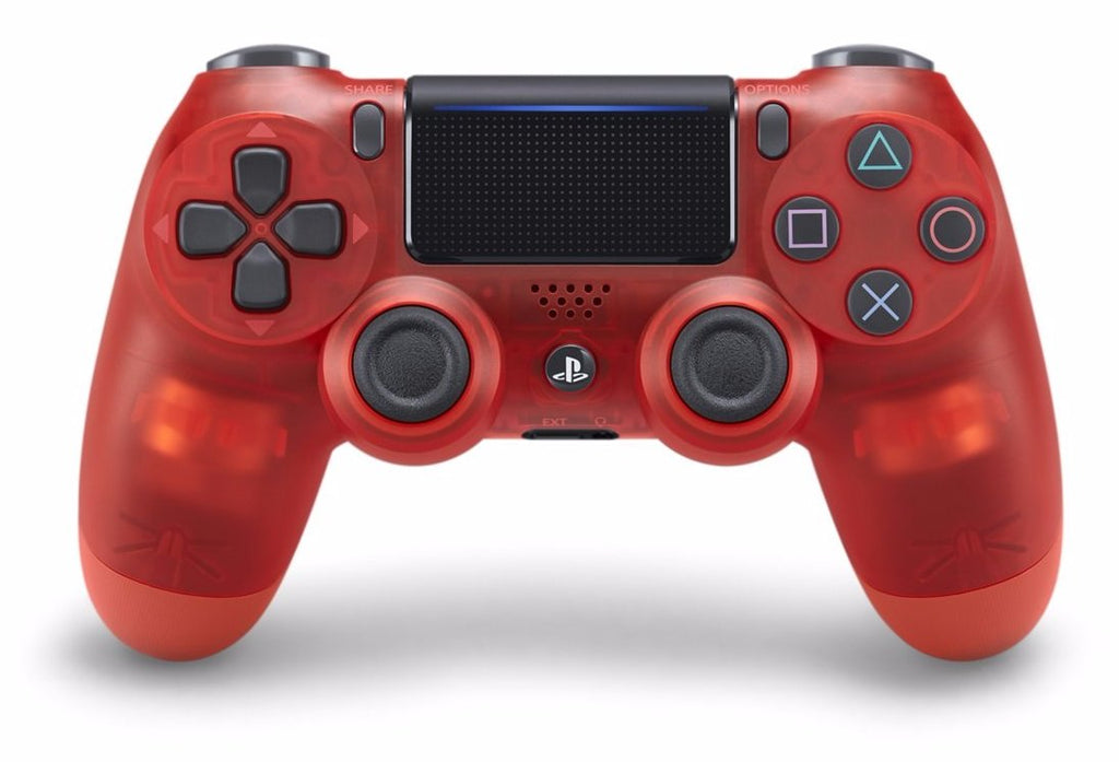 DualShock®4 Wireless Controller - Red Crystal