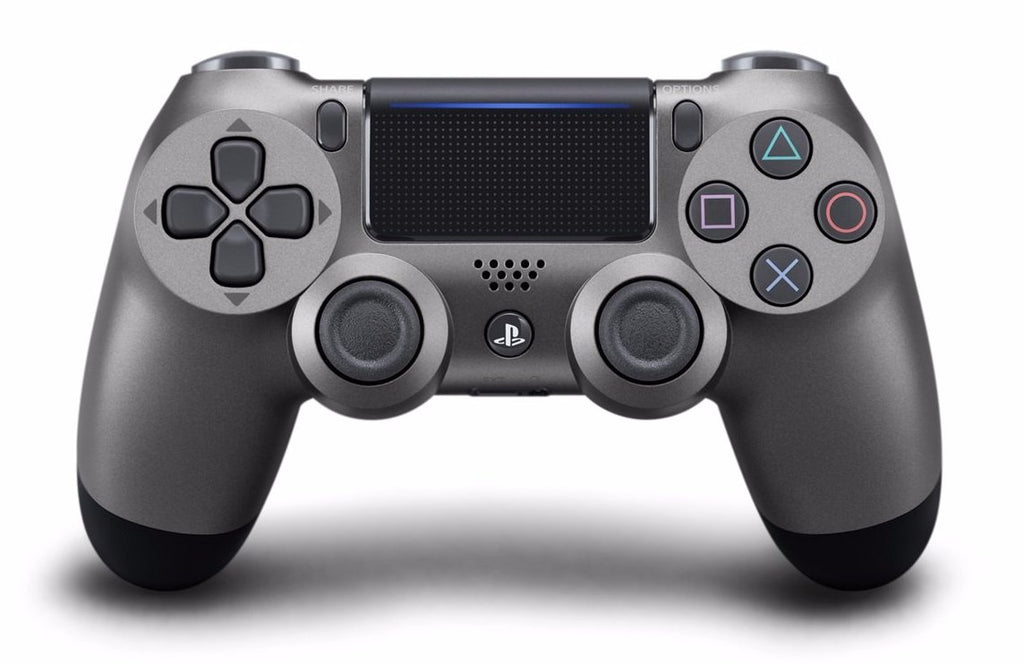 DualShock®4 Wireless Controller - Steel Black