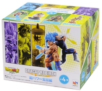Dragon Ball Super: Broly - Dracap ReBirth Super Power Awakening Edition Trading Figure Set