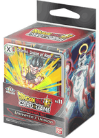 Dragon Ball Super Card Game - [DBS-BE11] Universe 7 Unison Expansion Set