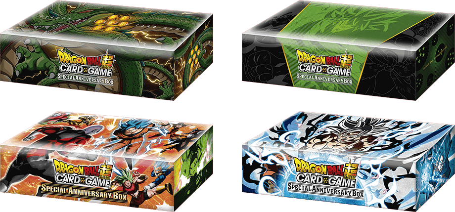 Dragon Ball Super TCG - [DBS-BE06] Special Anniversary Box