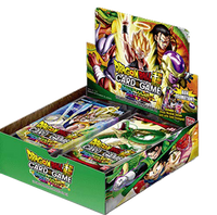 Dragon Ball Super Card Game - [DBS-B05] Miraculous Revival Booster Box