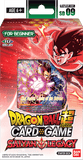 Dragon Ball Super Card Game - [DBS-SD09] Saiyan Legacy Starter Deck