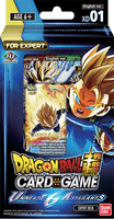 Dragon Ball Super Card Game - [DBS-XD01] Universe 6 Assailants Expert Deck