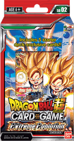 Dragon Ball Super Card Game - [DBS-SD02] The Extreme Evolution Starter Deck