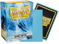 Dragon Shield - Baby Blue 'Bethia' Matte Card Sleeves