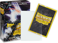 Dragon Shield - Clear 'Azokuang' Classic Mini Card Sleeves