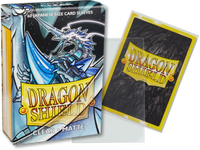 Dragon Shield - Clear 'Kakush' Matte Mini Card Sleeves