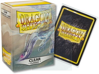 Dragon Shield - Clear 'Spook' Classic Card Sleeves