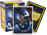 Dragon Shield - 'Draxis' Classic Art Card Sleeves
