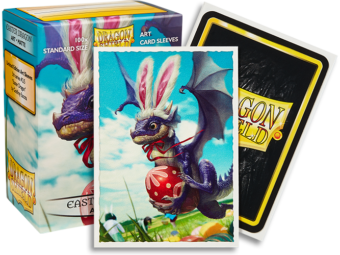 Dragon Shield - 'Easter Dragon' Matte Art Card Sleeves