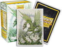 Dragon Shield - 'Gaial' Matte Art Card Sleeves