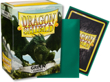 Dragon Shield - Green 'Verdante' Classic Card Sleeves