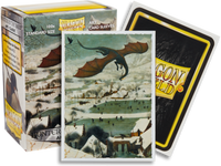 Dragon Shield - 'Hunters in the Snow' Classic Art Card Sleeves