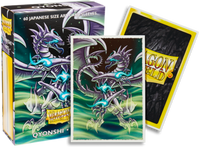 Dragon Shield - 'Qyonshi' Classic Art Mini Card Sleeves