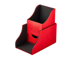 Dragon Shield - Red/Black Nest+ Deck Case