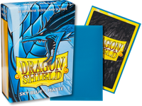 Dragon Shield - Sky Blue 'Searinn' Matte Mini Card Sleeves