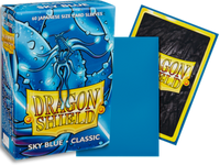 Dragon Shield - Sky Blue 'Seiryu' Classic Mini Card Sleeves