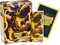 Dragon Shield - 'Syber' Classic Art Mini Card Sleeves