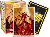 Dragon Shield - 'Tanûr' Classic Art Card Sleeves