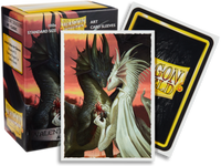 Dragon Shield - 'Valentine Dragons' Classic Art Card Sleeves