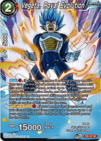 DBSCG-EB1-07 SR Vegeta, Royal Evolution