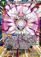 DBSCG-EB1-15 SR Majin Buu, Revitalizing Absorption
