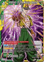 DBSCG-EB1-66 SR Android 13, the Mission Begins