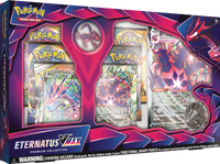 Pokémon TCG: Sword & Shield - Eternatus VMAX Premium Collection Box
