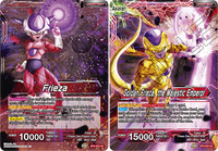 BT6-002 UC Frieza // Golden Frieza, the Majestic Emperor