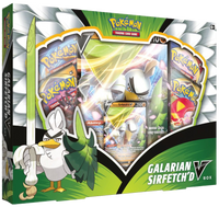 Pokémon TCG: Sword & Shield - Galarian Sirfetch'd V Box