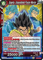 BT6-015 R Gogeta, Unparalleled Fusion Warrior