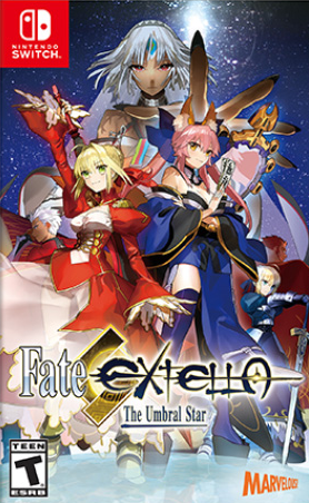 NS Fate/Extella: The Umbral Star