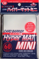 KMC Hyper Matte Mini Clear Sleeve