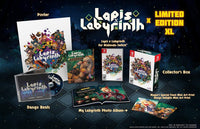 NS Lapis X Labyrinth