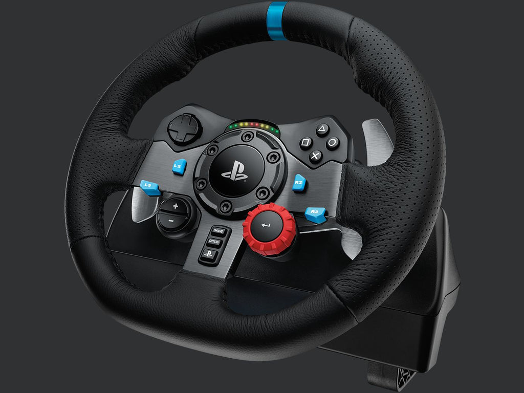 Logitech G Driving Force Racing Wheel G29 (PS4/PS3/PC)