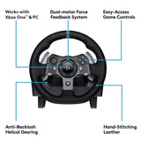 Logitech G Driving Force Racing Wheel G920 (XB1/PC)