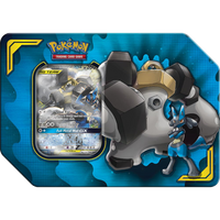 Pokémon TCG: Power Partnership - Lucario & Melmetal-GX Tin