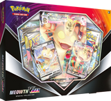 Pokémon TCG: Meowth VMAX Special Collection Box