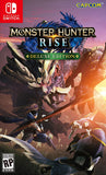 NS Monster Hunter Rise Deluxe Edition