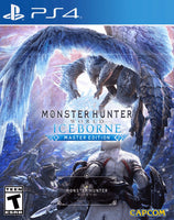 PS4 Monster Hunter World: Iceborne Master Edition + Controller Holder