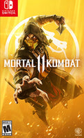 NS Mortal Kombat 11