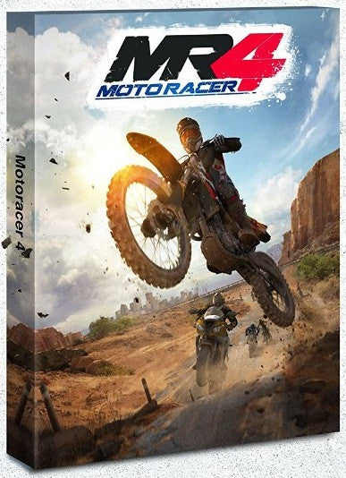 PS4 Moto Racer 4 [Deluxe Edition]