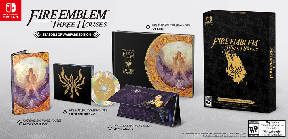 NS Fire Emblem Three Houses (Collector's Edition)