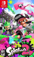 NS Splatoon 2