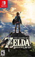 NS The Legend of Zelda: Breath of the Wild
